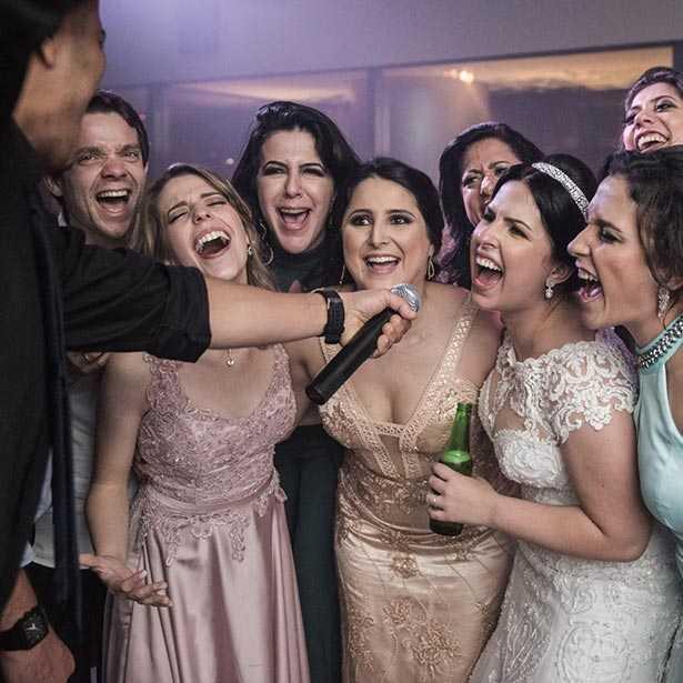 banda para casamentos banda mega
